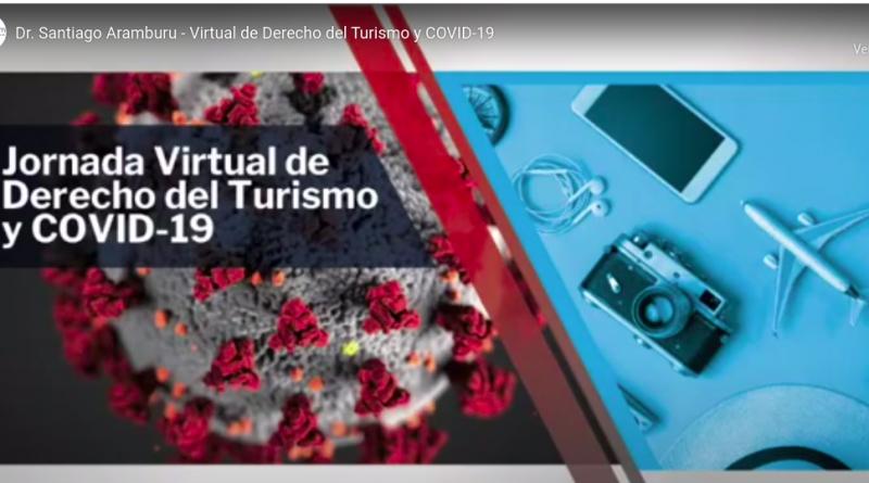 Jornada Virtual de Derecho del Turismo y COVID-19