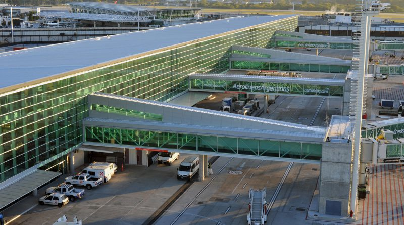 Aeropuertos – Códigos de identificación de aeropuertos argentinos